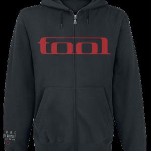 Tool - Undertow - Hooded zip - black product image at Soundorabilia.com