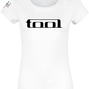 Tool - Wrench - T-Shirt - white product image at Soundorabilia.com