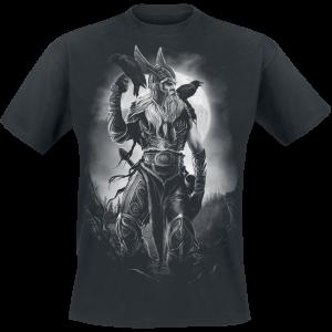 Toxic Angel - Odin - T-Shirt - black product image at Soundorabilia.com