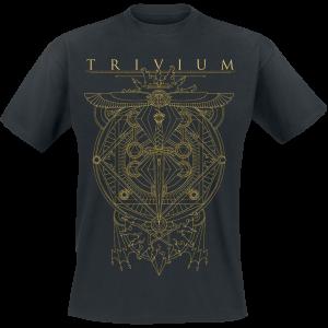 Trivium - Egyptian Gadget - T-Shirt - black product image at Soundorabilia.com