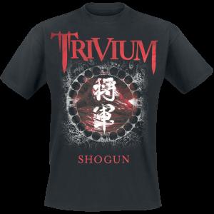 Trivium - Shogun - T-Shirt - black product image at Soundorabilia.com