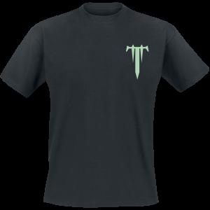 Trivium - Snake Arch - T-Shirt - black product image at Soundorabilia.com