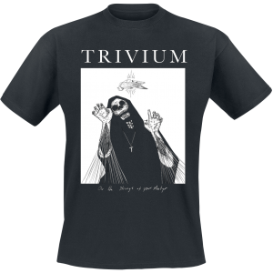 Trivium - Strings Of Your Martyr - T-Shirt - black product image at Soundorabilia.com