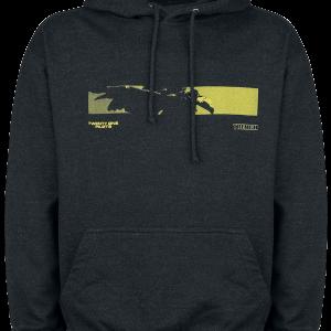 Twenty One Pilots - Captive - Hooded sweatshirt - black product image at Soundorabilia.com