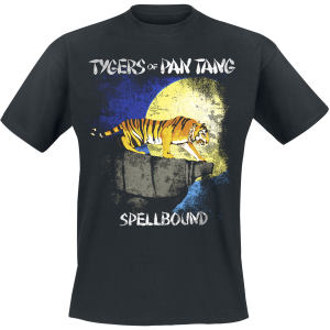 Tygers Of Pan Tang - Spellbound - T-Shirt - black product image at Soundorabilia.com
