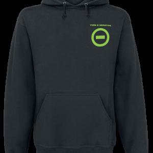 Type O Negative - Express Yourself - Hooded sweatshirt - black product image at Soundorabilia.com