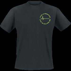 Type O Negative - Life Is Killing Me - T-Shirt - black product image at Soundorabilia.com