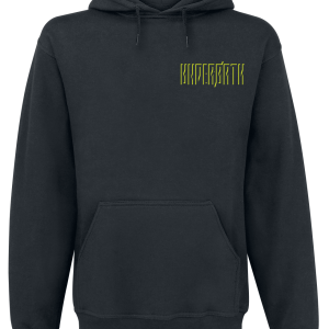 Underoath - Erase Me - Hooded sweatshirt - black product image at Soundorabilia.com