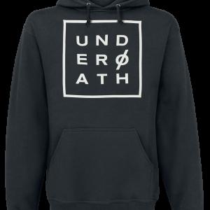 Underoath - UOBoxed - Hooded sweatshirt - black product image at Soundorabilia.com