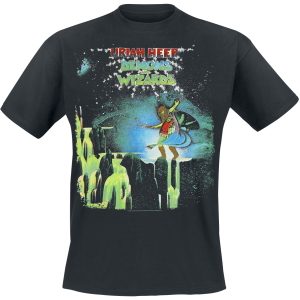 Uriah Heep - Demons and wizards - T-Shirt - black product image at Soundorabilia.com