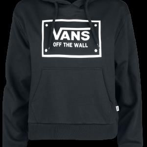 Vans - Boom Boom Unity Hoodie - Girls hooded sweatshirt - black product image at Soundorabilia.com