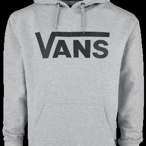 Vans - Classic PO Hoodie - Hooded sweatshirt - heather grey product image at Soundorabilia.com