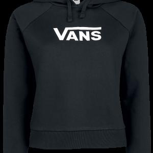 Vans - Flying V Boxy - Girls hooded sweatshirt - black product image at Soundorabilia.com