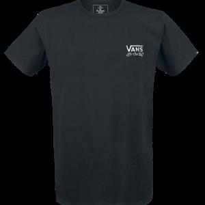 Vans - Sketchy Jack (Disney) The Nightmare Before Christmas - T-Shirt - black product image at Soundorabilia.com