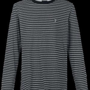 Vans - Striped - Longsleeve - black-white product image at Soundorabilia.com