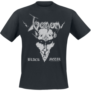 Venom - Black metal - T-Shirt - black product image at Soundorabilia.com