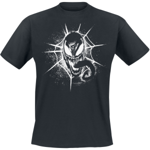 Venom (Marvel) - Head - T-Shirt - black product image at Soundorabilia.com