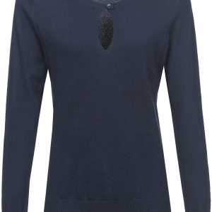 Vive Maria - 50ies Look Pullover - Girls Sweater - navy product image at Soundorabilia.com