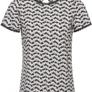 Vive Maria - Rivoli Shirt - Girls shirt - black-white product image at Soundorabilia.com