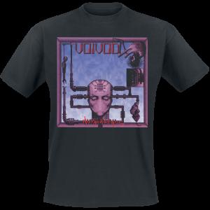 Voivod - Nothing Face - T-Shirt - black product image at Soundorabilia.com