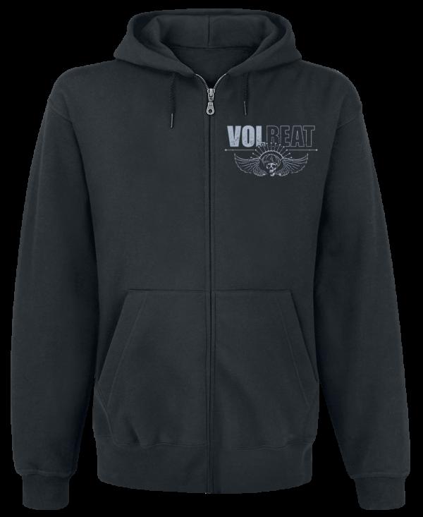 Volbeat - Sorry Sack Of Bones - Hooded zip - black product image at Soundorabilia.com