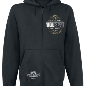 Volbeat - Victorious - Hooded zip - black product image at Soundorabilia.com