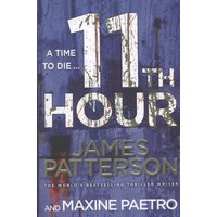 11th Hour by James Patterson Paperback Used cover