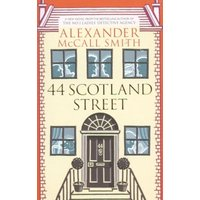 44 Scotland Street by Alexander Mccall Smith Paperback Used cover