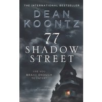 77 Shadow Street by Dean Koontz Paperback Used cover