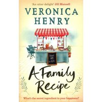 A Family Recipe by Veronica Henry Book Used cover