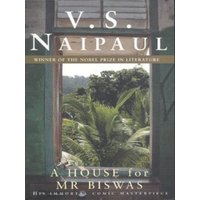 A House for Mr Biswas by V. S. Naipaul Paperback Used cover