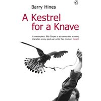 A Kestrel for a Knave by Barry Hines Paperback Used cover