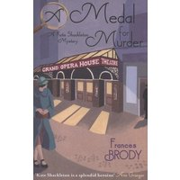 A Medal for Murder by Frances Brody Paperback Used cover