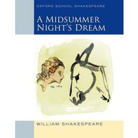 A Midsummer Nights Dream by William Shakespeare Paperback Used cover
