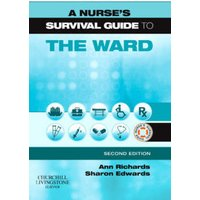 A Nurses Survival Guide to the Ward by Ann Richards Paperback Used cover