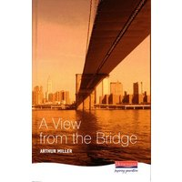 A View from the Bridge by Arthur Miller Hardback Used cover
