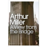 A View from the Bridge by Arthur Miller Paperback Used cover