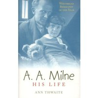 Aa Milne by Ann Thwaite Book Used cover