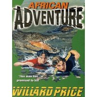 African Adventure by Willard Price Book Used cover