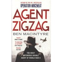 Agent Zigzag by Ben Macintyre Paperback Used cover
