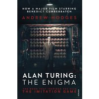 Alan Turing by Andrew Hodges Paperback Used cover