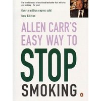 Allen Carrs Easy Way to Stop Smoking by Allen Carr Paperback Used cover