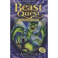 Amictus the Bug Queen by Adam Blade Paperback Used cover