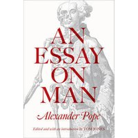 An Essay on Man by Alexander Pope Hardback Used cover