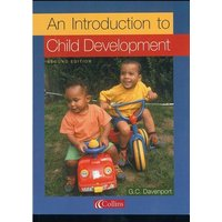 An Introduction to Child Development by G.C. Davenport Paperback Used cover