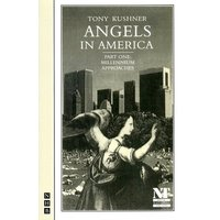 Angels in America by Tony Kushner Paperback Used cover