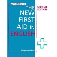 Answers to the New First Aid in English by Angus Maciver Paperback Used cover