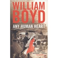 Any Human Heart by William Boyd Paperback Used cover
