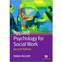 Applied Psychology for Social Work by Ewan Ingleby Book Used cover
