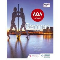 Aqa A-Level German by Helen Kent Book Used cover
